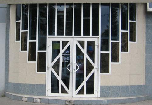 Стеклопакеты для дверей ПВХ
