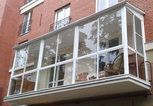 Балконные рамы в Минске
