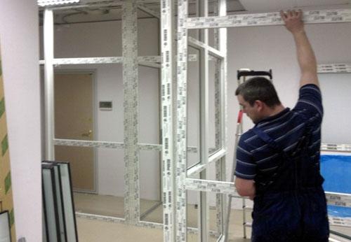 Офисные перегородки от производителя в Минске